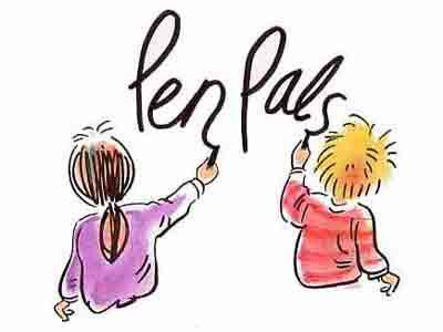 pen-pals